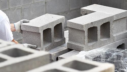 Concrete Masonry Unit : Dolese block
